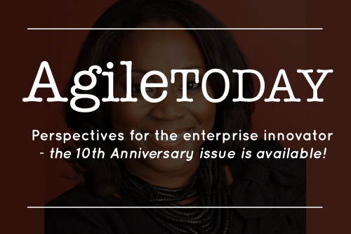 AgileTODAY Magazine